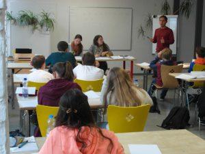 Schülergruppe Potenzialanalyse