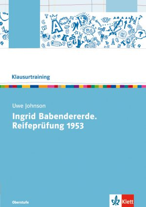 """Ingrid Babendererde"" von Uwe Johnson"