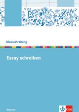 """Klausurtraining """"Essay schreiben"""" (ISBN 978-3-12-352477-6)"""