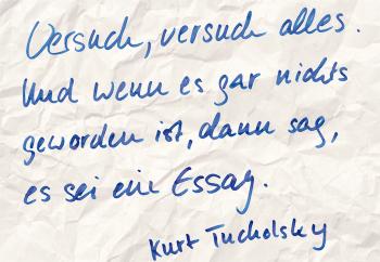 Aphorismus_Essay_Tucholsky