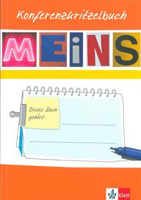 Konferenzkritzelbuch von deutsch.punkt (Ernst Klett Verlag GmbH)
