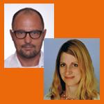 Dr. Susanne Huber und Rainer Lupschina
