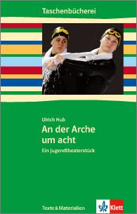"""Cover """"An der Arche um acht"""" von Ulrich Hub"""