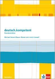 """Cover zu """"Nennt mich nicht Ismael!"""" aus der Reihe Stundenblätter deutsch.kompetent"""