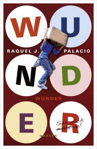 """Buchcover """"Palacio: Wunder"""""""