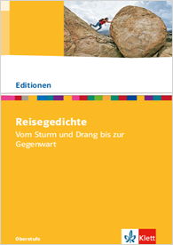 Schulbuch Reisegedichte Sturm und Drang bis Gegenwart