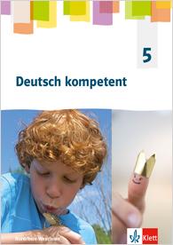 Coverabbildung Deutsch kompetent 5 NRW