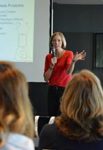 Sonja Hennig auf Veranstaltung in Dortmund 2018